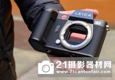徕卡发布SL2全画幅无反相机