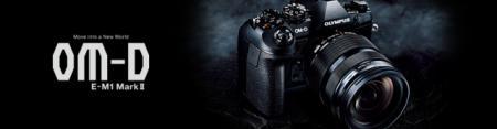 重大升级 奥林巴斯发布E-M1II固件更新